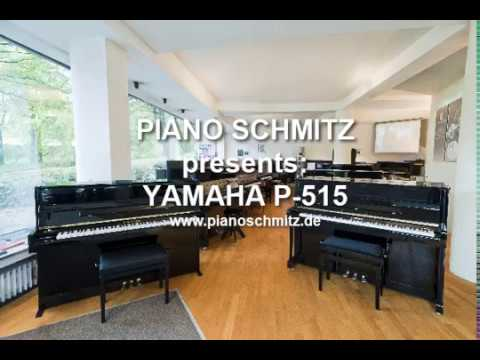 yamaha p 515 demo youtube. Black Bedroom Furniture Sets. Home Design Ideas