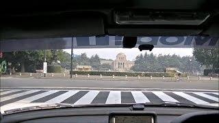 NSX 車載動画 東京・ルート246 - Tokyo R246 Onboard