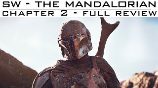 Mandalorian Chapter 2: The Child Full Review
