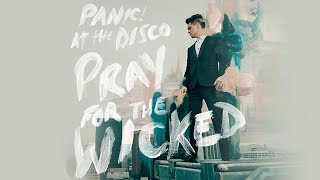panic  at the disco  high hopes  audio