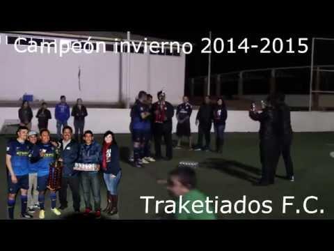 ESCUME Traketiados F.C. vs Ases F.C.