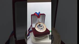Медаль на юбилей мужчине 50 лет