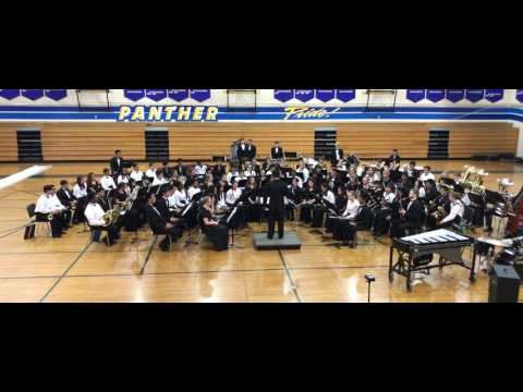三日月の舞 (Crescent Moon Dance) — Benicia High School Panther Band