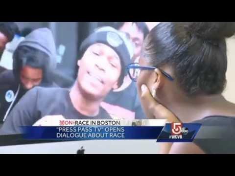 NewsCenter 5 Race in Boston feat. Press Pass TV