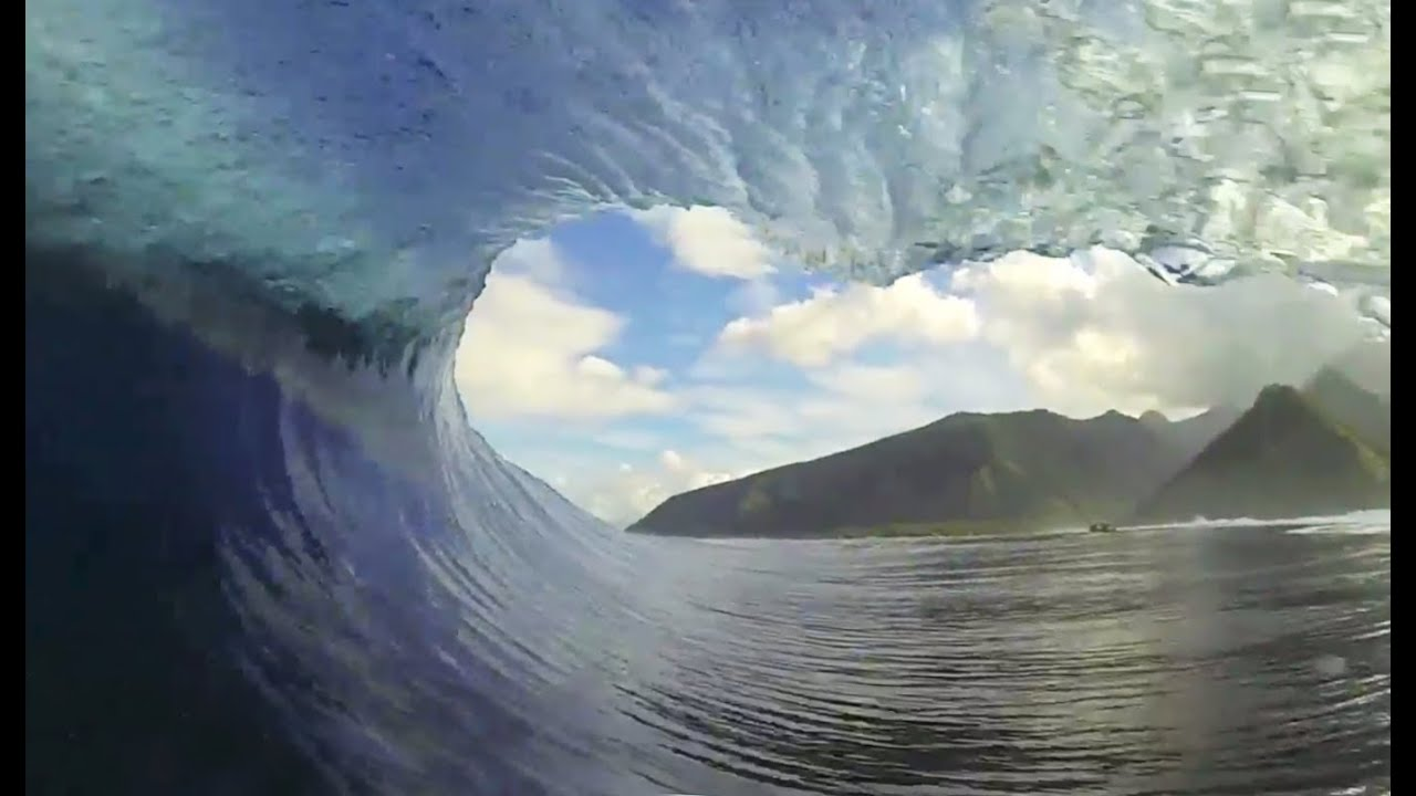how to use gopro when surfing