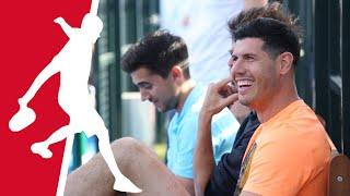 Jugadores de pádel VS jugadores de tenis - Trofeo Conde de Godó