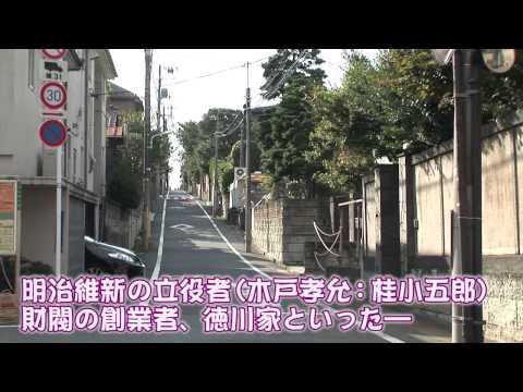 東京高級住宅街ライブラリー【代々木上原】~東京散歩~