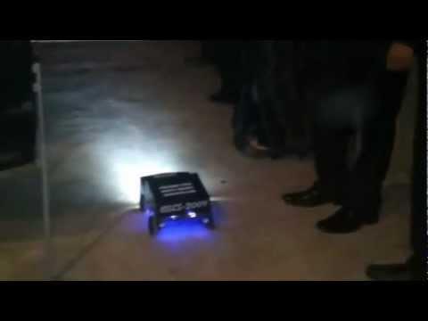 Mr Blue Drone | Anrdoid Based Remote Control Car