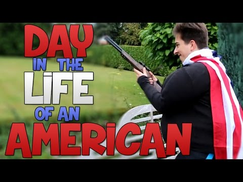 Day In The Life of an American CS:GO...