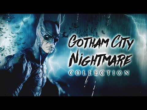 Gotham City Nightmare Collection Inside Look – Batman & Joker
