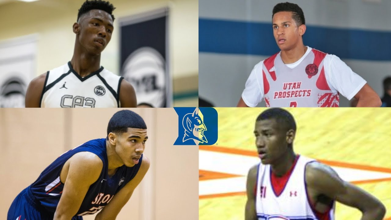 2016 Duke Recruiting Class  Harry Giles  Jayson Tatum  Frank Jackson