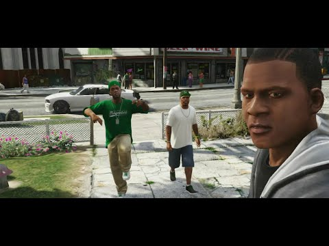 GTA 5, Best of Lamar Davis, Compilation
