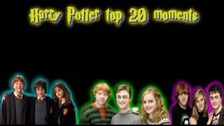 Top 20 Harry Potter moments