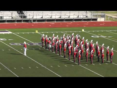 Diboll High School Band 2015 - UIL Region 10 Marching Contest