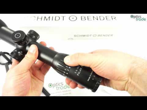 Schmidt & Bender 2.5-10x50 Polar T96 rifle scope review