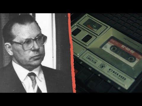Chernobyl: Valery Legasov Tapes - Legasov's Original Own Voice HD Compilation #01