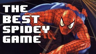 The Actual Best Spider-Man Game