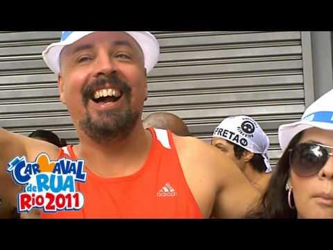 Carnaval 2011 - Cordão do Bola Preta - Rio de Janeiro