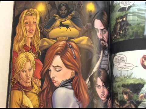 Game Of Thrones Graphic Novel Recap