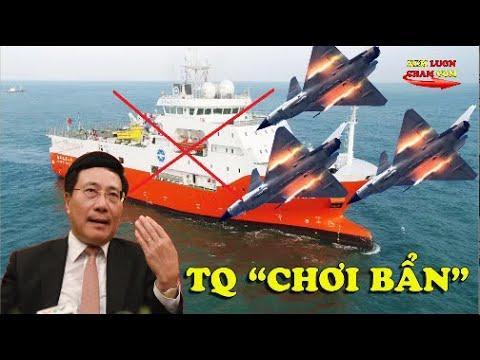 """VN Thẳng Thừng Tuyên Bố TQ Phải """"Chơi Đẹp"""" Trên Biển Đông!!!"""