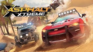 Asphalt Xtreme Launch Trailer