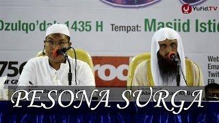 Download Video Kajian Gambaran Keindahan Surga: Pesona Surga - Syeikh Prof Dr Abdurrazzaq bin Abdul Muhsin Al Badr MP3 3GP MP4