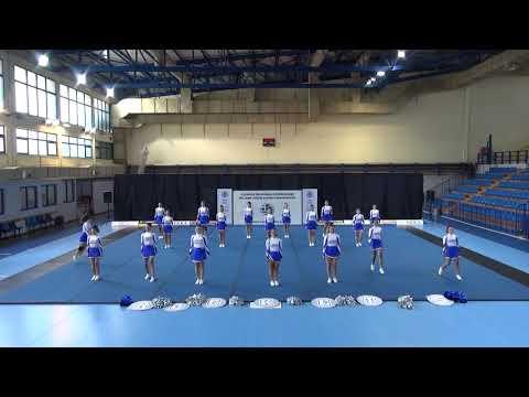 A1. 20 - SENIOR CHEERLEADING ALL GIRLS ΕΛΛΗΝΙΚΟ ΑΣΤΕΡΙ