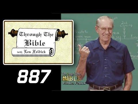[ 887 ] Les Feldick [ Book 74 - Lesson 3 - Part 3 ] Connecting the Dots of Scripture: Gen-Rev |11/48