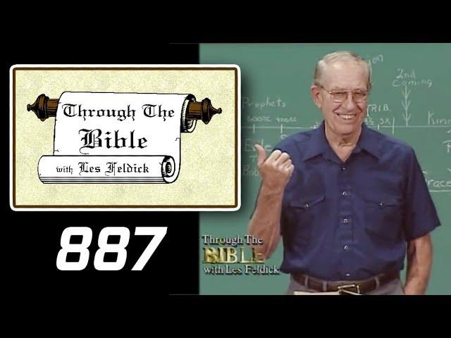 [ 887 ] Les Feldick [ Book 74 - Lesson 3 - Part 3 ] Connecting the Dots of Scripture: Gen-Rev  11/48