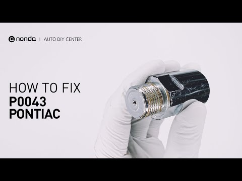 How to Fix PONTIAC P0043 Engine Code in 2 Minutes [1 DIY Method / Only $19.67]