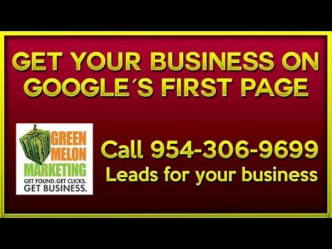 Video Marketer in Sunrise Florida | Social Media Marketing Companies Near Me