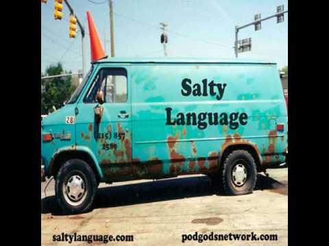 Salty Language Episode 88 - Dino Style