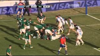 RU 2014 June Tours Argentina v Ireland Test 1