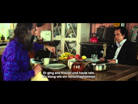 20,000 DAYS ON EARTH Filmszene #03: Nick Cave und Warren Ellis beim Lunch