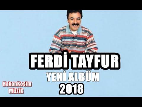 Ferdi Tayfur - Uyuyamam 2018 (ALBÜM)