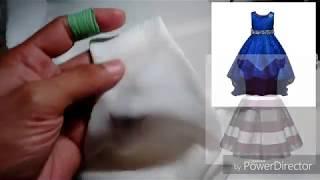 Sisa encajonada en vestido o chaleco (Tips de costura )