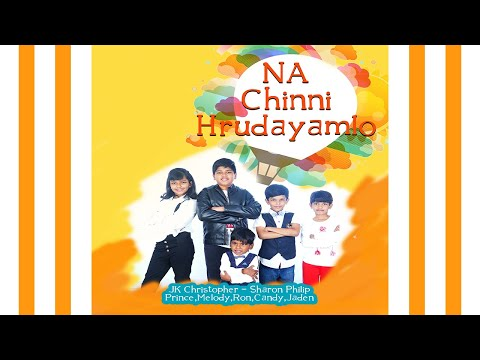Na Chinni Hrudayamlo Prince Melody Ron&Candy Latest Telugu Christian songs 2018