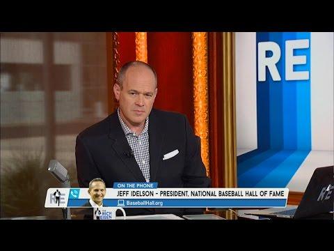 President of National Baseball Hall of Fame Jeff Idelson on Pete Rose & The HOF - 7/24/15