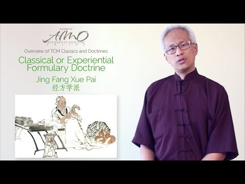 TCM The Classical Formulas | Acupuncture CEU Course | Dr. Daoshing Ni