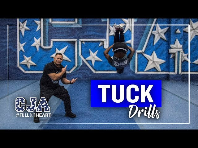 Standing Tuck At Home Drills