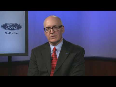 """Ford CFO """"supports trajectory"""" of plans to make all cars electric by 2040"""