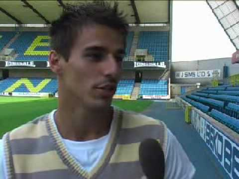 filipe morais signing at millwall FC