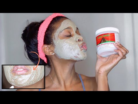 Aztec Secret Indian Healing Clay| The Worlds Most POWERFUL Skin Mask (DEMO)