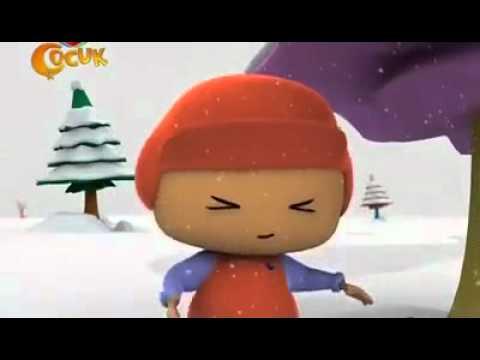Pepe- kışın hava çok soğuk olur.
