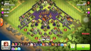 Clash of Clans - Noah's Ark @ Champ lvl ft. kchoi3125