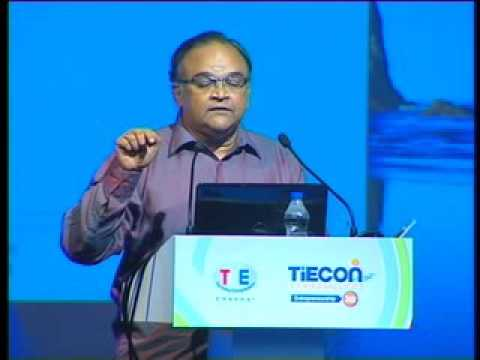 Mr.Mohan Raman Management Lesson From Super Star Rajinikanth Movies at TiECON Chennai 2015