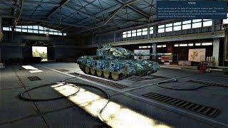 World of Tanks Blitz Game Play (FV4202 & HESH) v4.6.0