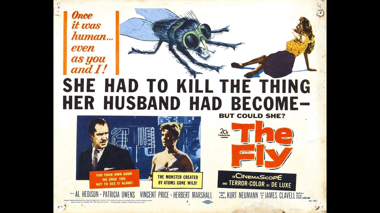 The Fantastic Films of Vincent Price # 38  - The Fly