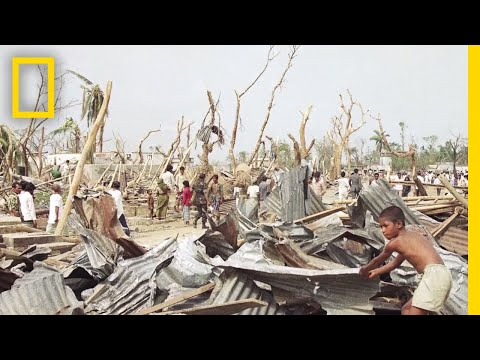 Rare Footage of Some of the World's Worst Natural Disasters | National Geographic