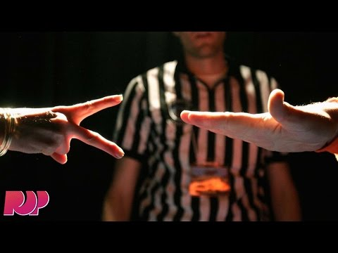 The Most Intense Game of Rock Paper Scissors